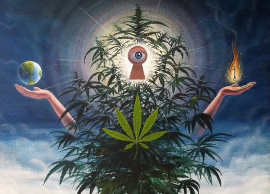 effects of marijuana on spirituality