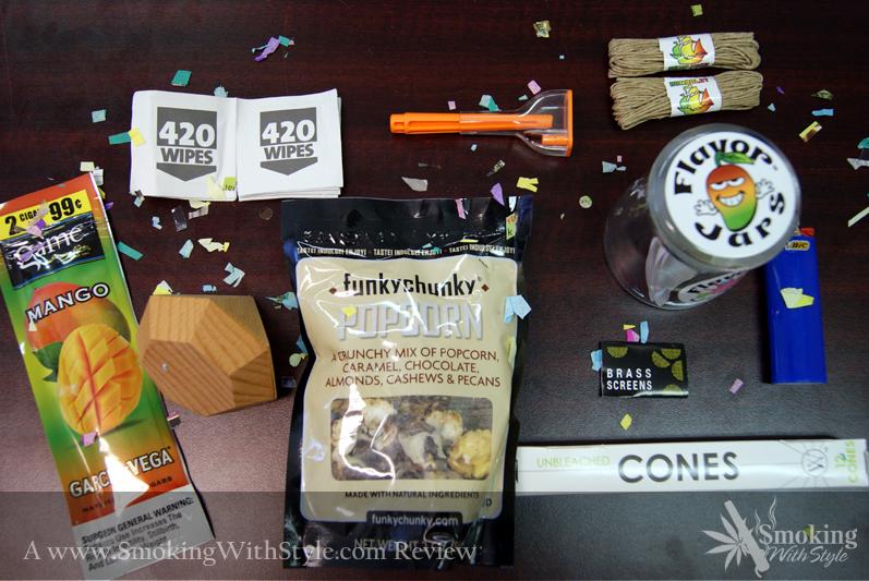 All Items & Stashbox: Cannabis Subscription Box Aboutintivar.Com