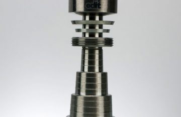 titanium dabbing nail