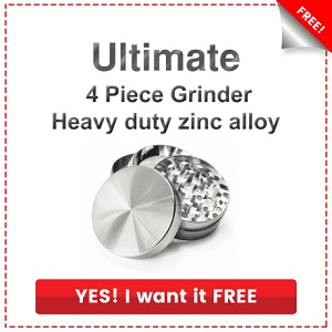 Ultimate 4 Piece Grinder
