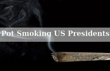 pot-smoking u.s. presidents