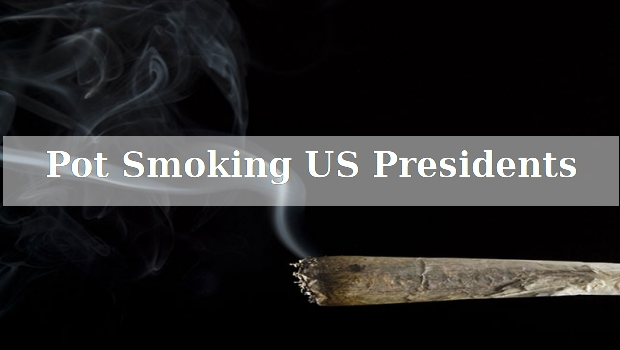 pot-smoking u.s. presidents