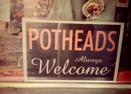 Headshop sign