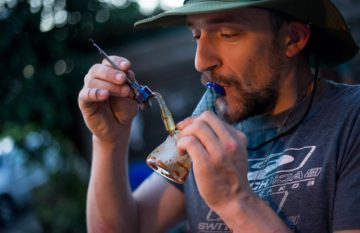 CBD smoking methods