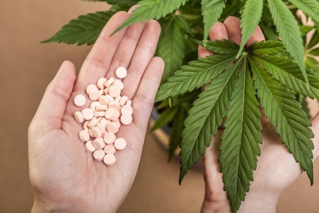 marijuana vs OTC