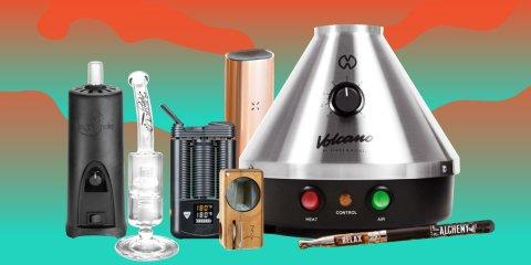 vaporize marijuana